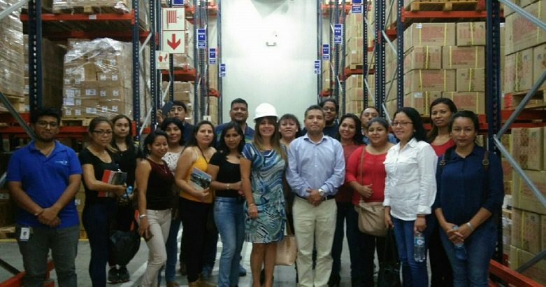 Taller en Supply Chain y vista en ITSANET